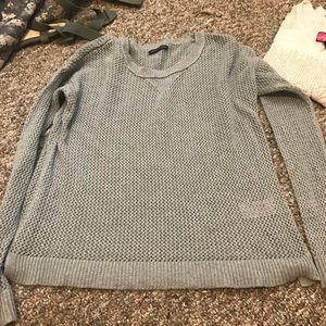 Sweaters - American eagle sweater gray